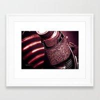 air jordan Framed Art Prints featuring Air Jordan XX by TJAguilar Photos