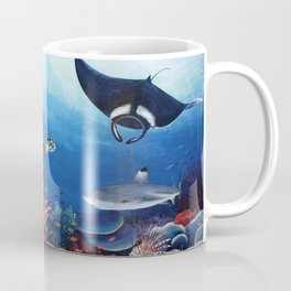 Keep Our Sea Plastic Free Coffee Mug