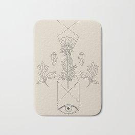 Eye Altar Bath Mat