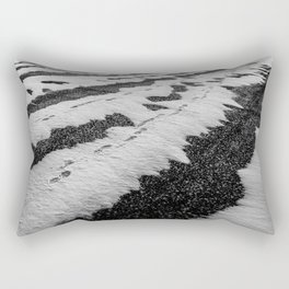Winter in Berlin Rectangular Pillow