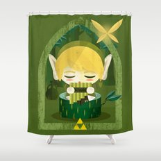 Legend Shower Curtain