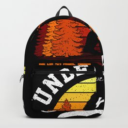 Undefeated Hide And Seek Champion Gift Backpack