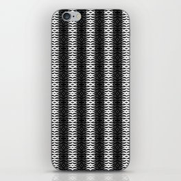 Abstract Tribal Zebra Pattern iPhone Skin