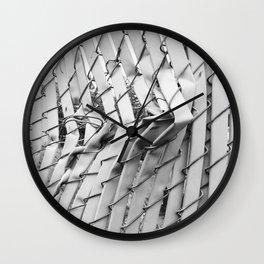Destroy Me II Wall Clock