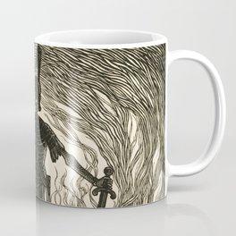 This will kill that // I kill this and that / /Ceci tuera cela Coffee Mug