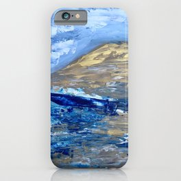Entre Mares iPhone Case
