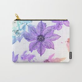 Morning Glory #1 Carry-All Pouch