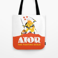 Ator: The Fighting Eagle Tote Bag