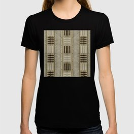 """""""Ethnic Pattern Natural Color"""" T-shirt"""