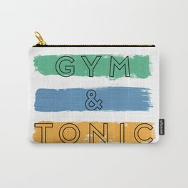 Gym & Tonic Carry-All Pouch