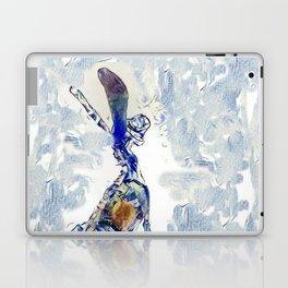 Blu Hare Too Laptop & iPad Skin