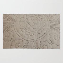 Yoga Print Rug