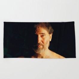 Night 2018 Beach Towel