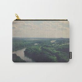 Flying Above St. Paul Carry-All Pouch