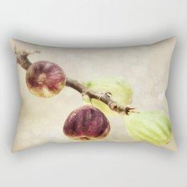 Fichi Dolci Rectangular Pillow