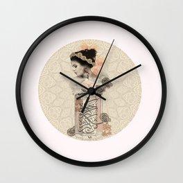 Arabic perfume Wall Clock