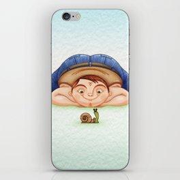 Caracol iPhone Skin