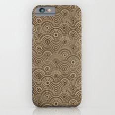 Orbis (Brown) Slim Case iPhone 6s