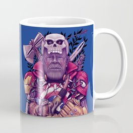 Wild Thanos Coffee Mug