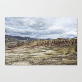 Heaven at Painted Hills Canvas Print