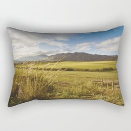 Down in the meadow Rectangular Pillow