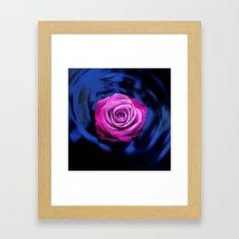 F L O A T I N G Framed Art Print