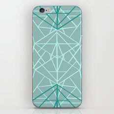 Geometric Sketches 3 iPhone & iPod Skin