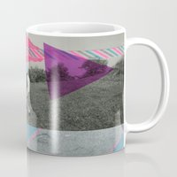 the cure Mugs featuring The Cure by Naomi Vona