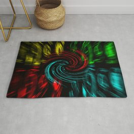 Abstract perfection 47 Rug