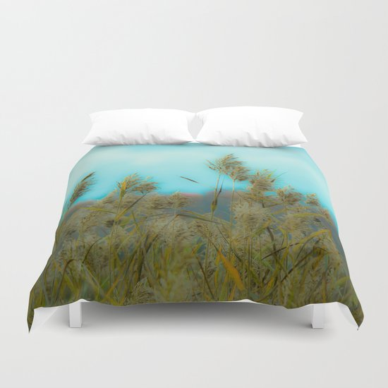 All Waiting On You Duvet Cover