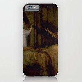 John Everett Millais - Speak Speak iPhone Case