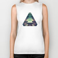 spires Biker Tanks featuring dysty_symmytry by Spires
