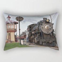 Strasburg Railroad Rectangular Pillow