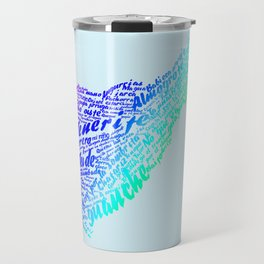 Canary Island Travel Mug