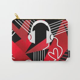 Red Love Gamer Headset Carry-All Pouch