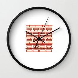 doublecoop Wall Clock