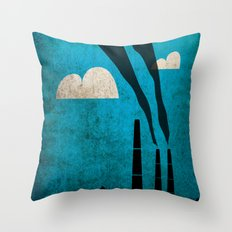 care Throw Pillow