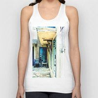 rustic Tank Tops featuring Rustic by Kim Ramage