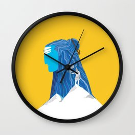 Shiva - The Destroyer Wall Clock