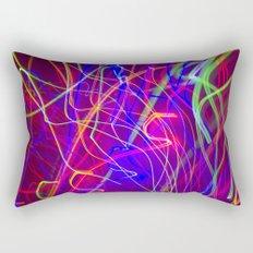 Electric Love Rectangular Pillow