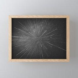 SUPERNOVA Framed Mini Art Print