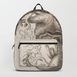 The Back Of The Heart Backpack