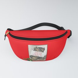 Best Christmas Wishes from the Beast Fanny Pack