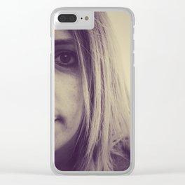 Modella Clear iPhone Case