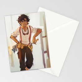 Leo Valdez the best of all Stationery Cards