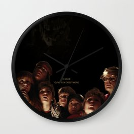 Hi Willie. You´ve been expecting me (Mikey) Wall Clock