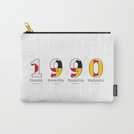 1990 - NAVY - My Year of Birth Carry-All Pouch