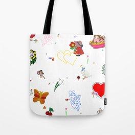 Favorites Tote Bag