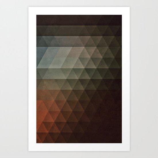 tryst lyss Art Print
