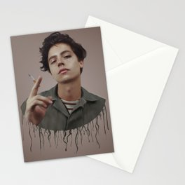 DRIPPING MADNESS Stationery Cards
